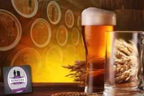 Two Towers Brewery - Two Towers Brewery Tour For Two - Save 43%
