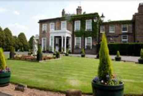Ringwood Hall Hotel - Two night Peak District escape for two including breakfast - Save 62%