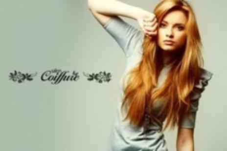 Salon Coiffure - Hair, Beauty and Nail Treatments over Six Months - Save 84%