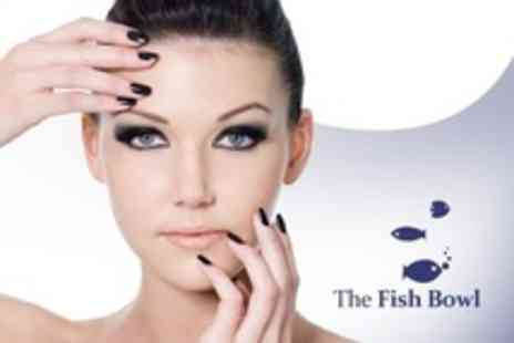 The Fish Bowl - One Manicure Treatments - Save 33%