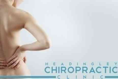 Headingley Chiropractic Clinic - Chiropractic Consultation With Report Plus Treatment and Workshop - Save 77%