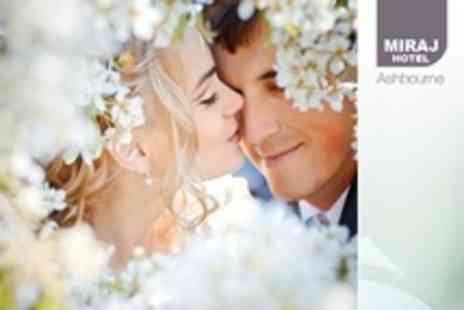 Miraj Hotel and Leisure Club - Wedding Package With Three Course Meal For 50 Guests - Save 20%