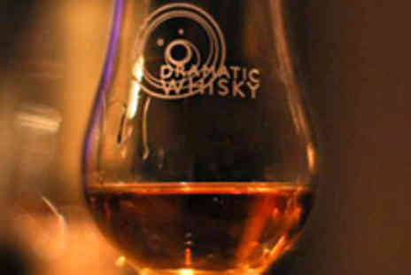 Dramatic Whisky - Whisky Class with Expertly Selected Whisky Tasters - Save 63%