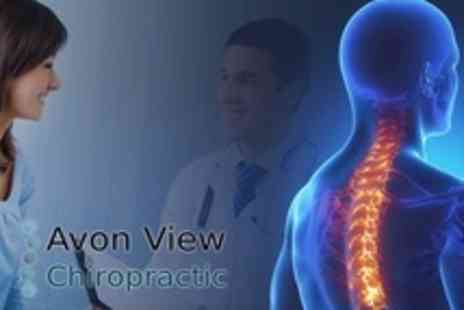 Avon View Chiropractic - Chiropractic Treatment With Consultation and Report of Findings - Save 70%