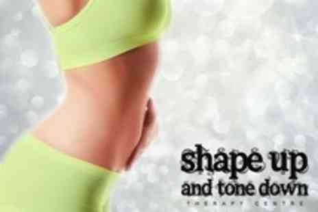 Shape Up and Tone Down - Six Laser Lipolysis Sessions - Save 10%