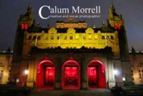 Calum Morrell Photography - Photography Tour in Glasgow, Edinburgh or Stirling - Save 68%