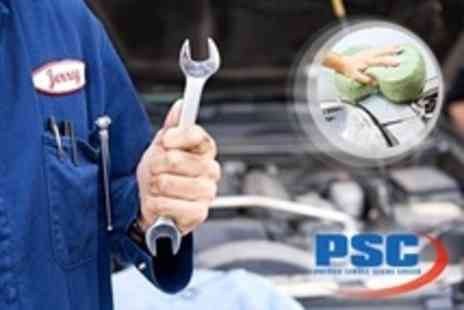 Premier Service Centre - MOT With Diagnostic Check and Car Wash - Save 74%