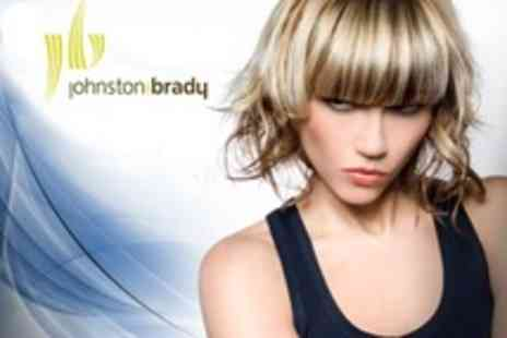 Johnston Brady - Cut and Blow Dry - Save 63%