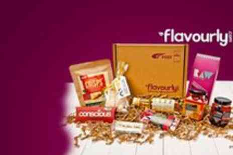Flavourly - Flavourly Gourmet Food Box - Save 50%