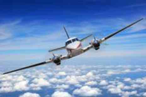 Hinton Pilot Flight Training - A pilot course including 30 hours tuition, examination - Save 56%