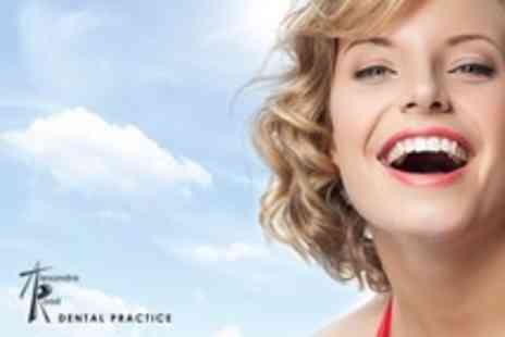 Alexandra Road Dental Practice - Customised Zoom Teeth Whitening Treatment System - Save 70%