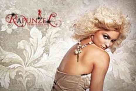 Rapunzel Hair & Beauty Salon - Cut and Blow Dry With MOROCCANOIL Treatment and Massage - Save 77%