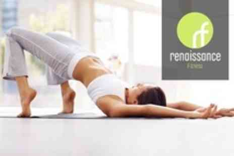 Renaissance Fitness - Fitness Six Pure Pilates Classes or Eight Ladies Only Boot Camp Sessions  - Save 50%