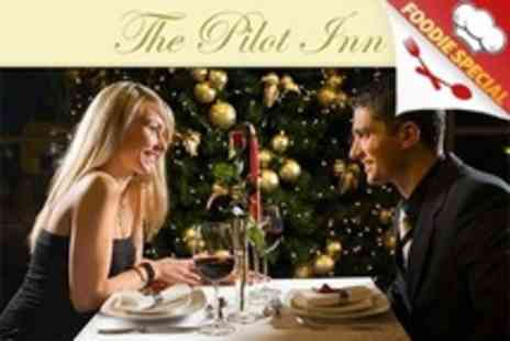 The Pilot Inn - Two Course Meal For Two - Save 50%