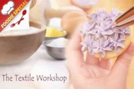 The Sherwood Cookery - Two Hour Cupcake Baking and Decorating Class With Cakes to Take Home - Save 50%