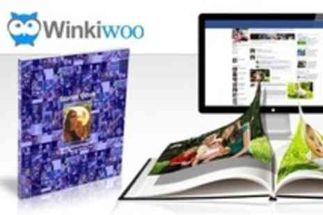 Winkiwoo - Photobook of Social Media Images - Save 77%