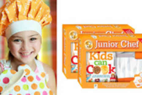 The Book Stalk - Junior Chef set - Save 50%