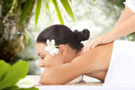 Charu Hair Beauty Nails & Spa - Bronze Spa Package including full Swedish body massage, facial - Save 78%