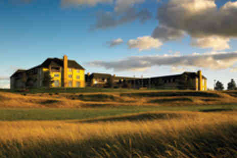 Fairmont St Andrews - World famous golf and spa hotel including a Deluxe Sea View room, B&B, plus optional extras - Save 44%