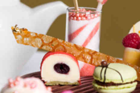 Podium on Park Lane - Chocolate Champagne Afternoon Tea for Two - Save 51%