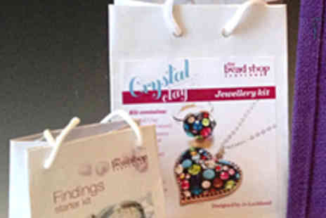 The Bead Shop - Jewellery Making Kit - Save 53%