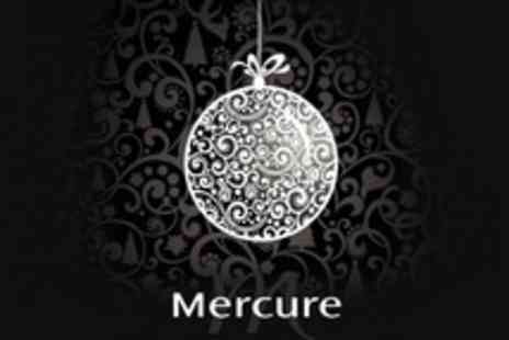 Mercure Tunbridge Wells Hotel - Christmas Party With Three Course Dinner, Casino Tables and Disco For Two - Save 51%