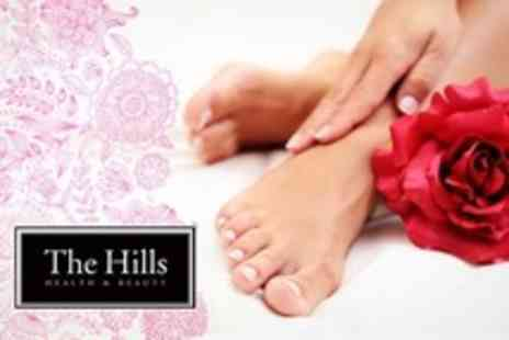 The Hills Health and Beauty - Zen Spa Luxury Pedicure and Geleration Manicure - Save 55%