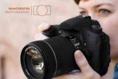 Manchester Photographic - Intermediate Photography Course - Save 77%