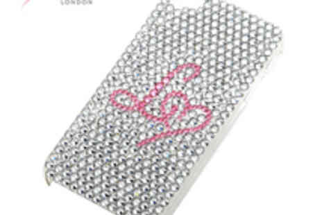 Lipsy - iPhone 4 Classic Case - Save 48%