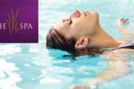 The Spa at Nuffield - Relaxing spa day including indulgent treatment, lunch and wine - Save 61%