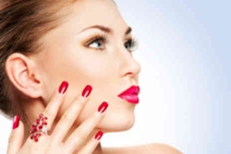 Moonlight Beauty - Luxury facial plus mani or pedi - Save 70%