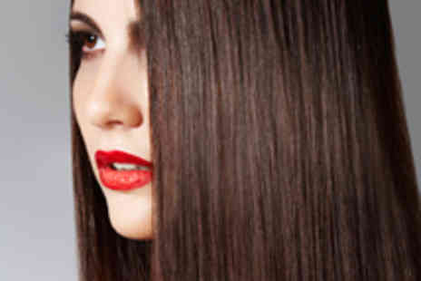 Cherry Red - Wash, Haircut, Blow Dry and Conditioning Treatment - Save 65%