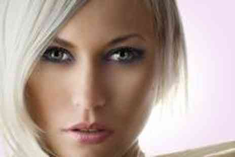 Avant Garde - Half head of highlights or a full head of tint regrowth, plus a wash, cut and finish with a director - Save 61%
