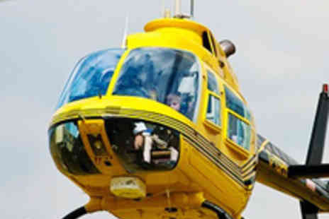 Turweston Helicopters - Thrill Seeking Pleasure Helicopter Flight - Save 61%