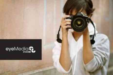 Eyemedia Studios - Four Hour Studio Photography Workshop - Save 81%