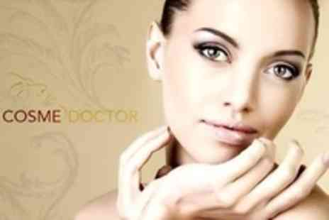 Cosmedoctor  - Skin Tailored Facial Plus Head Massage - Save 27%