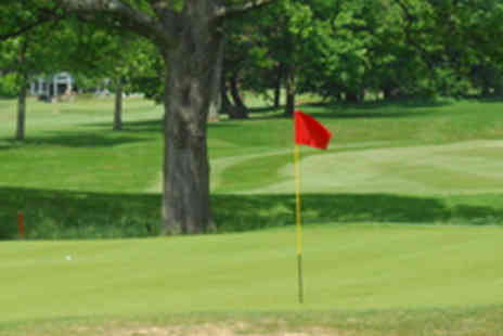 Upton by Chester Golf Club - 18 Holes of Golf for Two with Hot Meal - Save 54%