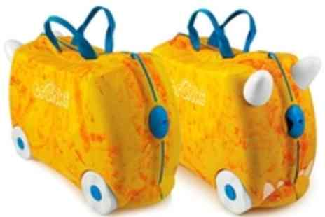 Trunki - Travel in style fantastically ferocious Trunkisaurus Rox - Save 42%