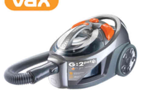 Vax - 2000W G2 Pet Cylinder Vacuum - Save 55%