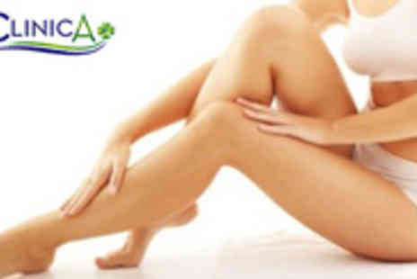 Clinic A Plus - Unlimited full body hair removal treatment for a whole year - Save 79%