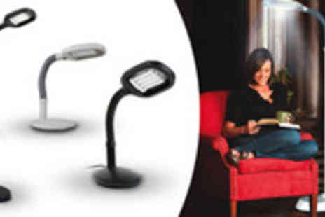 MySmartBuy.com - Energy saving 'Daylight' reading lamps in a choice of sizes - Save 50%