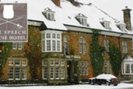 The Speech House Hotel - Gloucestershire countryside getaway for two to enchanting 17th century hunting lodge - Save 34%