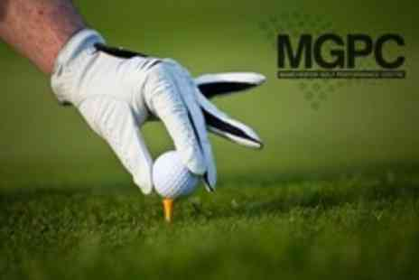 Manchester Golf Performance Centre - PGA Professional Golf Lesson With Video Analysis - Save 62%