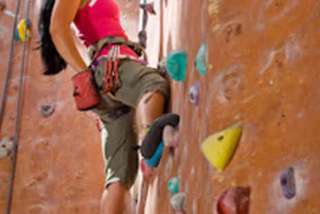 Energised - Four Week Indoor Climbing Course - Save 50%