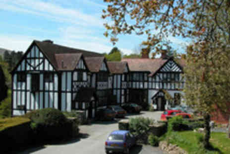 Caer Beris Manor - One night stay for 2 including breakfast - Save 30%