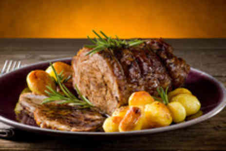 Caffe Concerto - Sunday roast for 2 inc a glass of wine or beer each - Save 56%