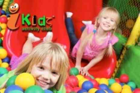 Bowlplex - Soft Play with Family Entry Plus Two Childrens Meals - Save 58%