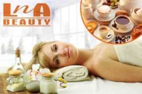 LnA Beauty - Pamper Package of Treatments Plus Afternoon Tea - Save 63%