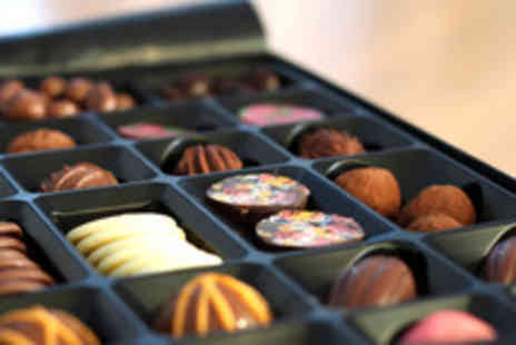 Cocoa Boutique - 300g selection of signature chocolates plus a tasting video - Save 60%