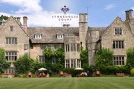 Stonehouse Court Hotel - Wedding Breakfast, Evening Reception and Room For Two Nights - Save 20%